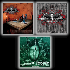 CD Bundle, Alle 3 Thekenproleten CDs