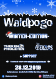 Waldpogo Winter edition Ticket